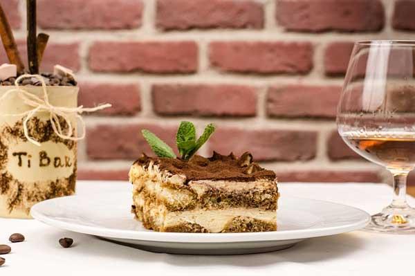 Tiramisu - ein besonders beliebtes italienisches Dessert