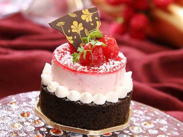 Kuchen Dessert aus Frankreich